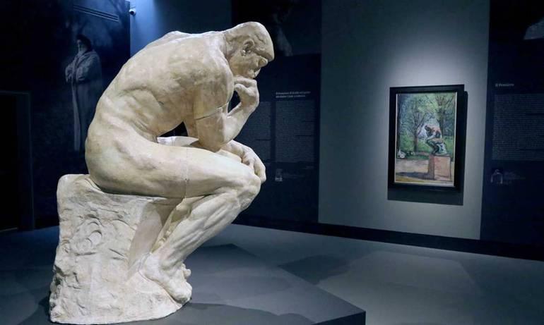 Treviso la mostra di auguste rodin e il monte di pieta for Rodin scultore
