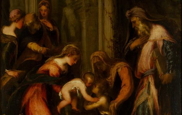 MUSEO CORRER: Andrea Schiavone. La sublime macchia tra Tiziano e Tintoretto