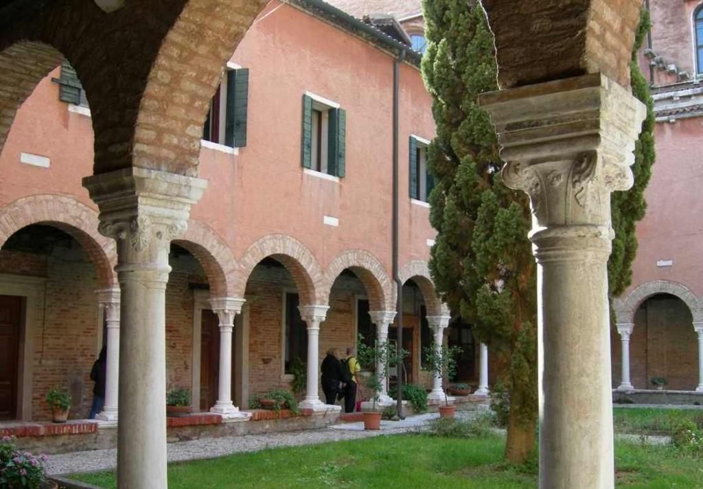 Il Convento del Redentore alla Giudecca