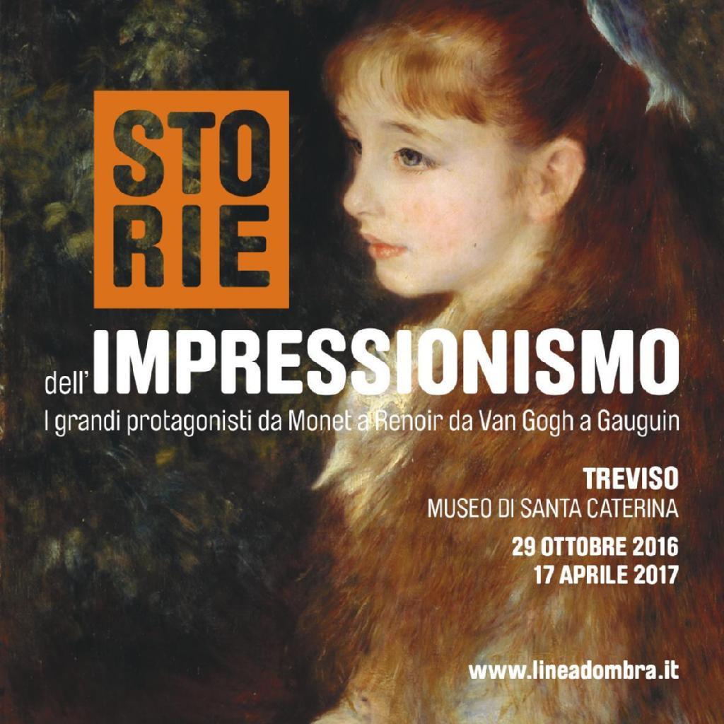 Le storie dell'Impressionismo a Treviso