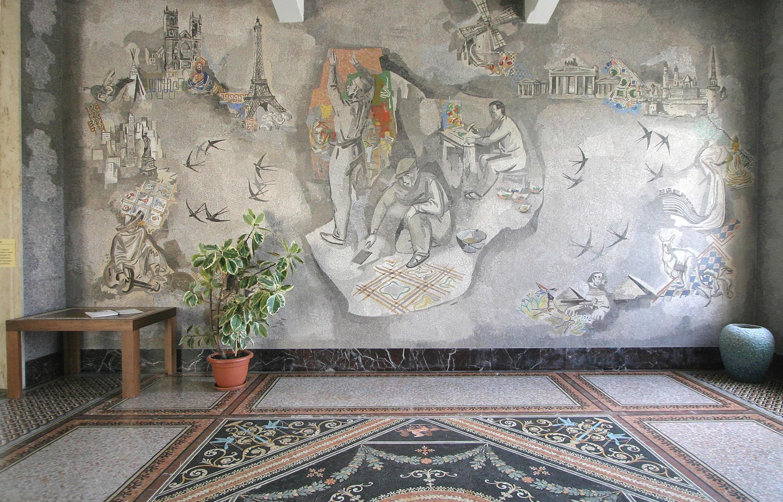 SPILIMBERGO: la città del mosaico